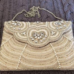 Jeweled Handbag